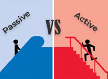 The active investment VS passive investment debate