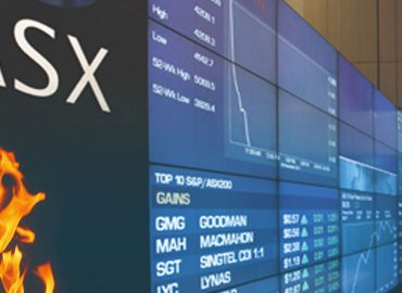 Bushfires starting to affect ASX listings