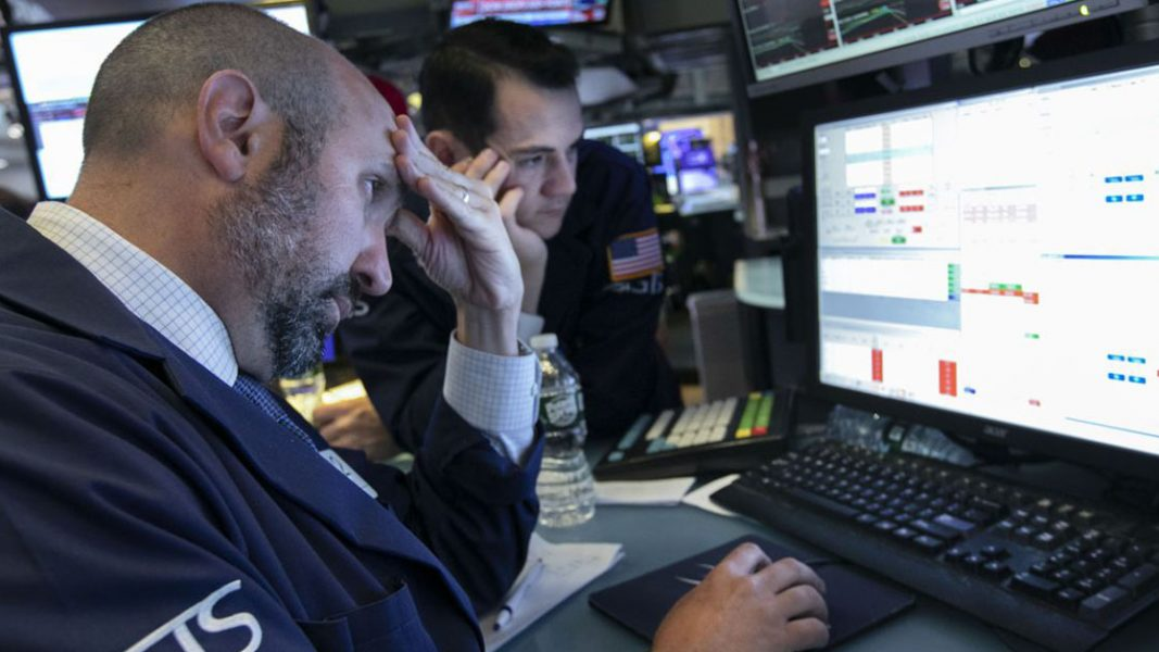 Markets panic as virus spreads