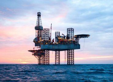 Oil tanks, sending shares lower