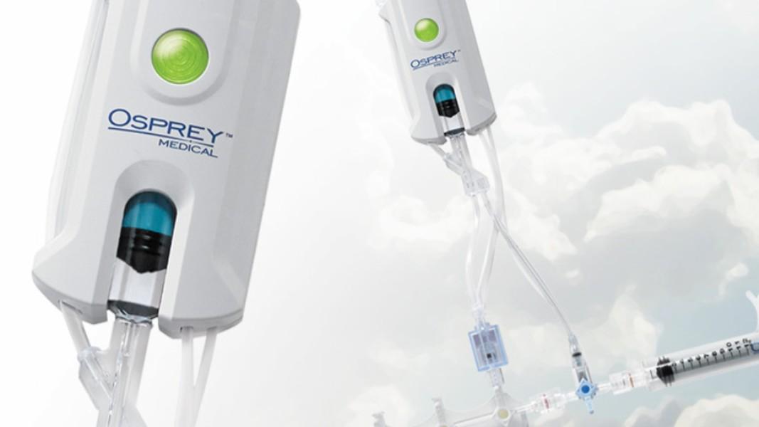 Osprey secures GE Healthcare for global distribution of kidney imaging tech