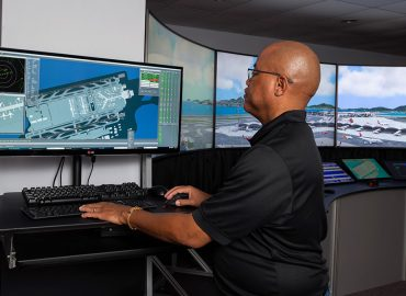 Lack of air traffic no concern for simulation developer Adacel, upgrades profit