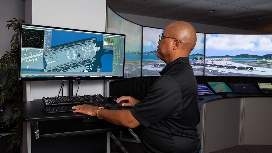 Lack of air traffic no concern for simulation developer Adacel, upgrades profit