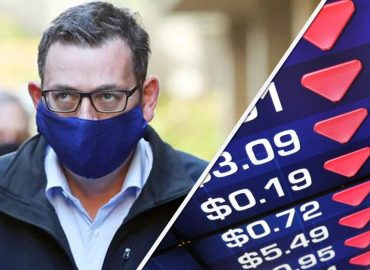 The stocks struggling with Victoria's rise in cases