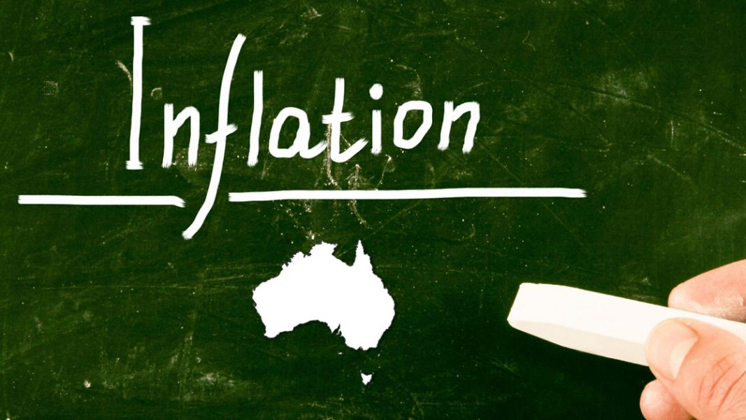 Lowest inflation read in Australia's 72-year CPI history