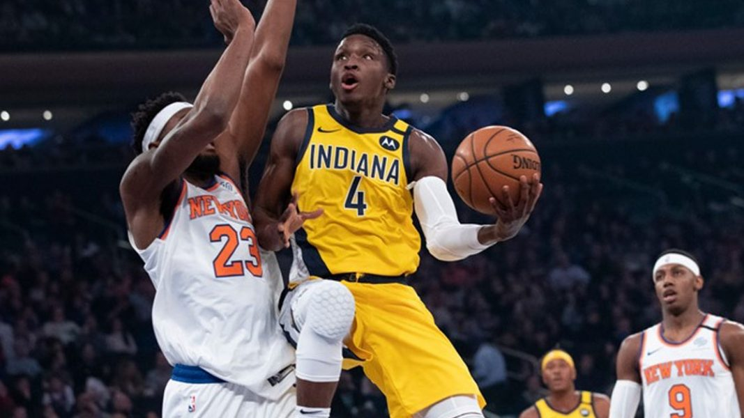Pointsbet partners with the Indiana Pacers in an NBA-first