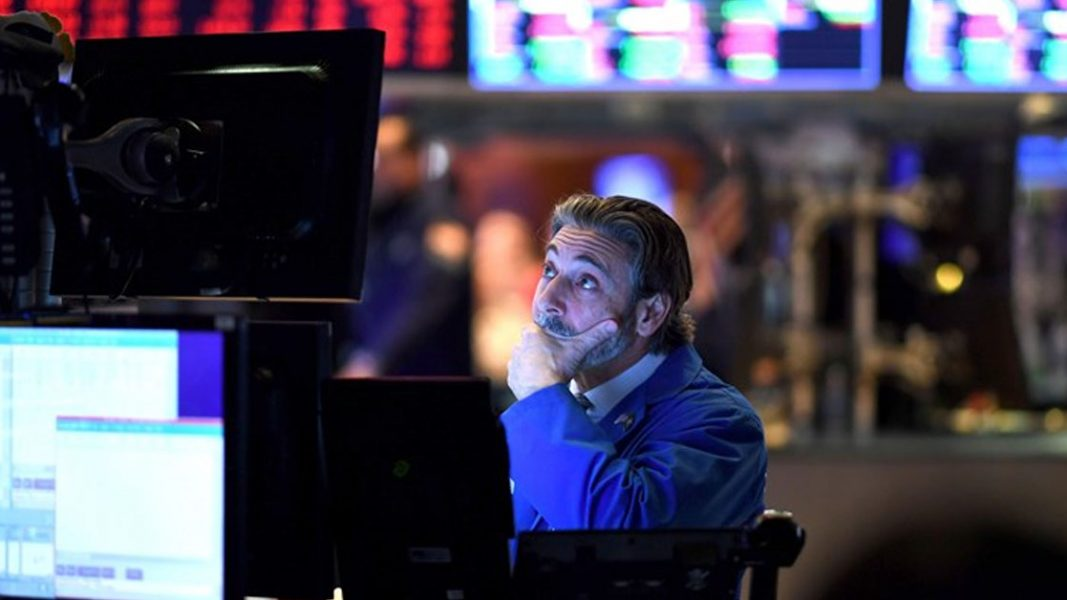 US stock market selloff reversed, fueled by tech buying