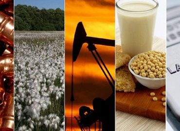 Muted start expected, with commodities flying
