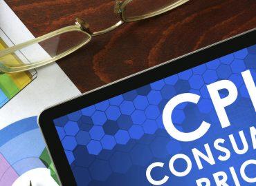 US CPI increases in September
