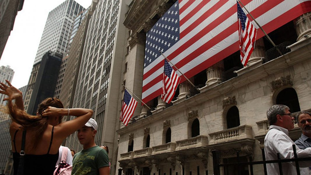 Strong reporting and economic data stops fear selling in the US