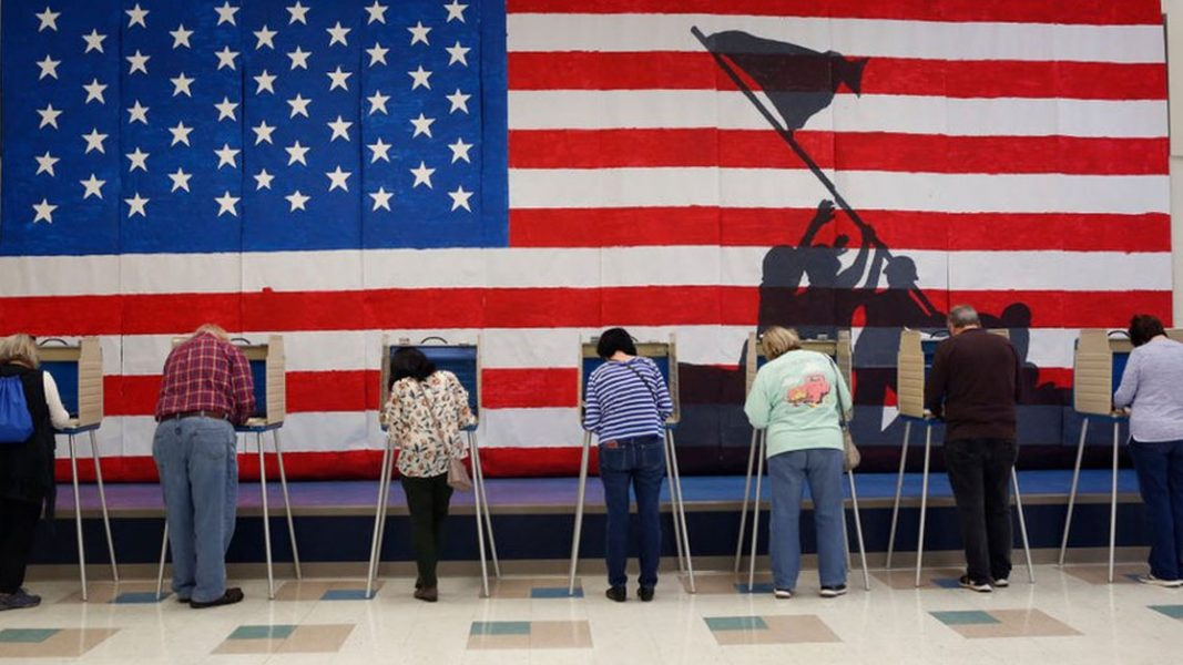 Markets push higher ahead of US election