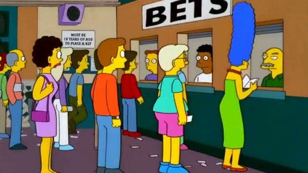 Record number of bets for 'Horse to have Good Time' during TAB outage