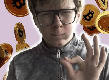 Old mate still a cryptocurrency expert despite not mentioning it in three years