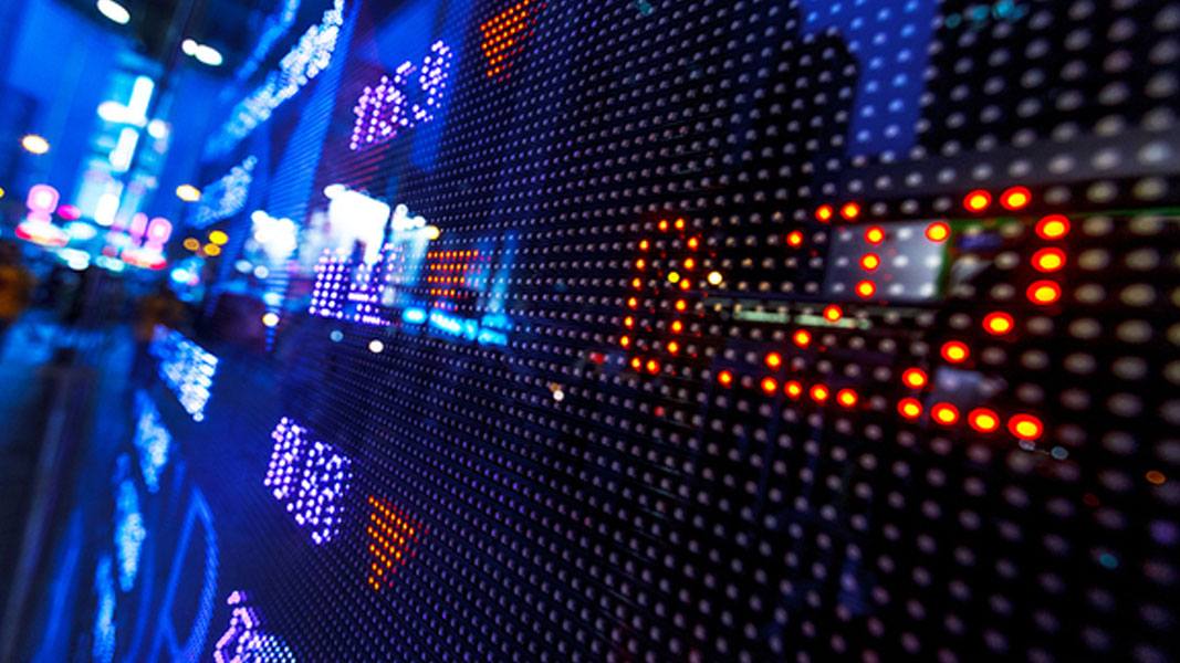Markets pull back into December after record November