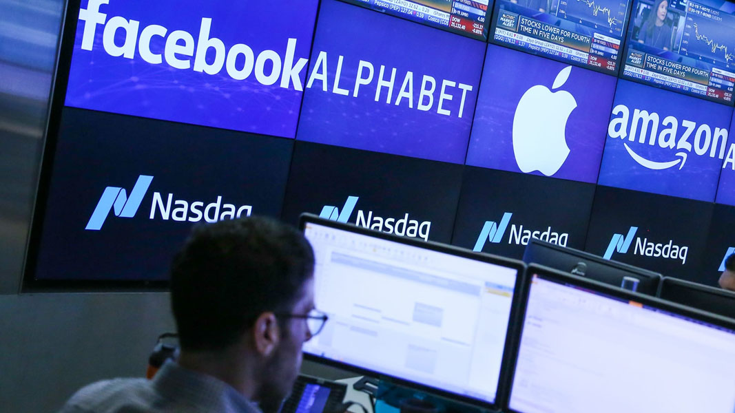 Markets set to give some back after US Tech sell-off
