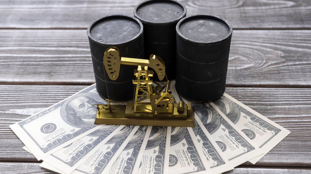 Energy leads the US higher after Crude tests $50.00 US a barrel