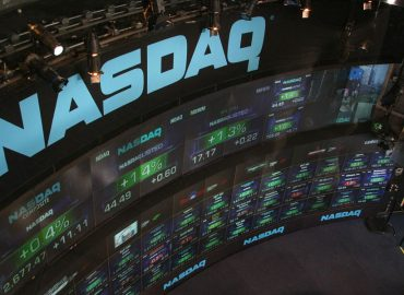 US Nasdaq pushes higher, but most other sectors close in the red.