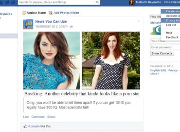 Aussies now 'dumbest population' as Facebook news ban promotes utter tripe