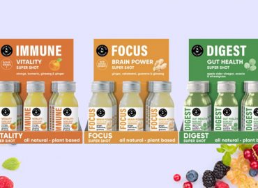 Food Revolution launches Juice Super Shots seeking to follow popular US trend