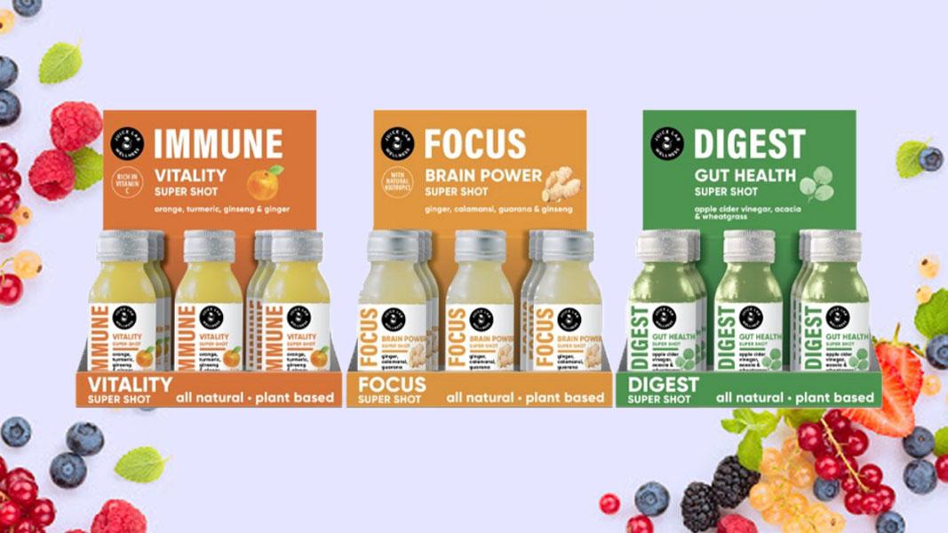 Food Revolution launches Juice Super Shots seeking to follow popular US trend