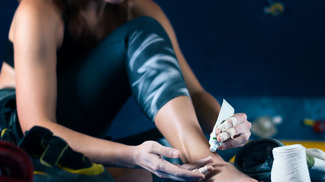 Elite athletes in Asia are now using cannabis gels to aid recovery