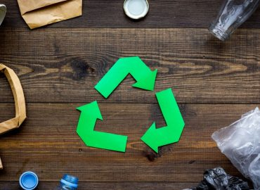 Listed waste management options that are not rubbish