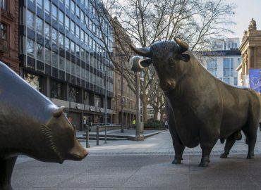 Markets rebound and looking bullish