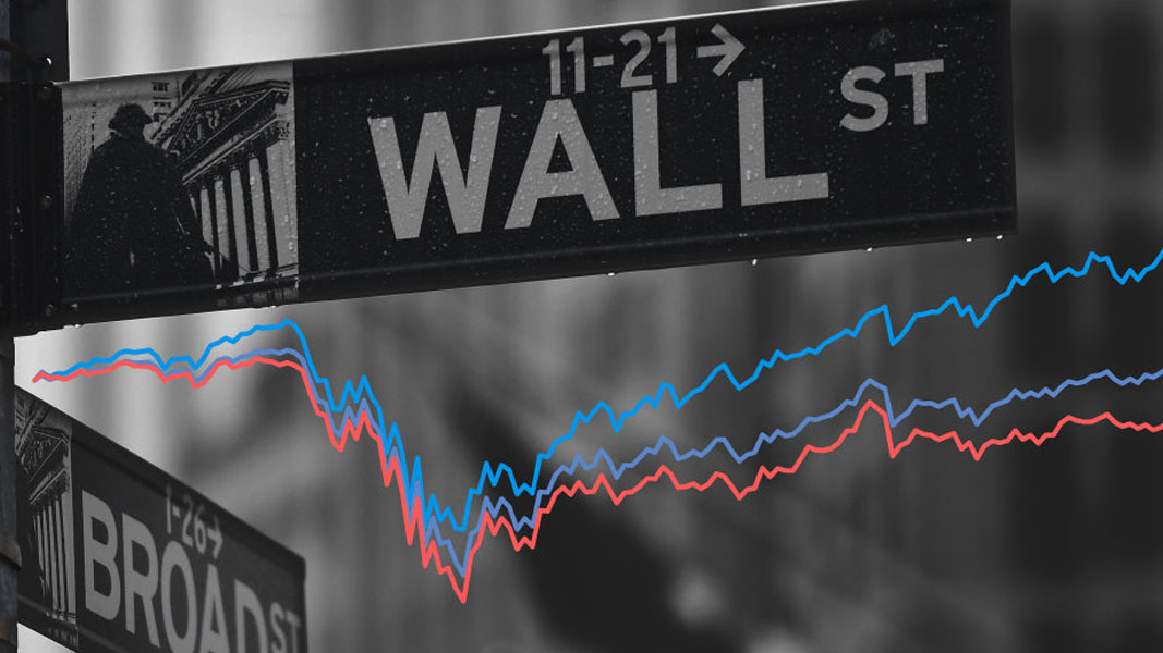 Markets become whippy after strong April