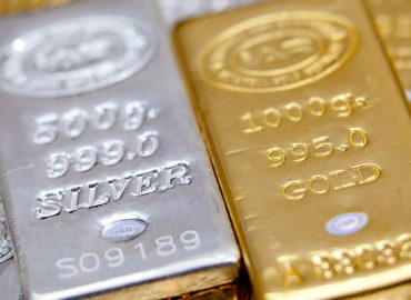 Crude rises, Markets rebound, Silver and Gold rise