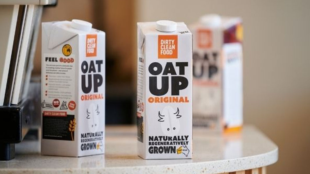 Food prototype success for Wide Open Agriculture's plant-based proteins