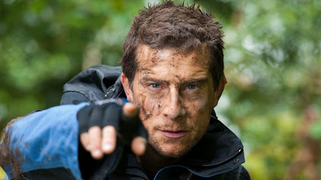 ZOLEO's location tracking eliminates the need to drink piss, Bear Grylls thrilled