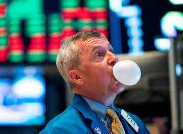 Strong rebound as earnings continue to beat